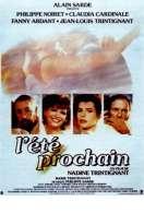 Affiche du film L'ete Prochain