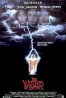 Affiche du film Les sorci�res d'Eastwick