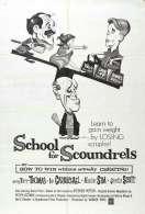 Affiche du film L'academie des Coquins