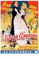 Affiche du film La Valse de l'empereur