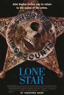 Affiche du film Lone star