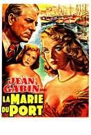 Affiche du film La Marie du port