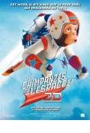 Affiche du film Les Chimpanz�s de l'Espace 2