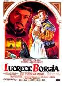 Affiche du film Lucr�ce Borgia