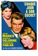 Affiche du film Chaque Jour a Son Secret
