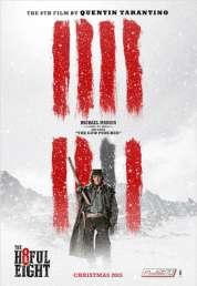 L'affiche du film Les Huit salopards