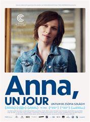 L'affiche du film Anna, un jour