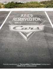 Affiche du film Cars