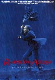 Affiche du film Rhapsodie en août