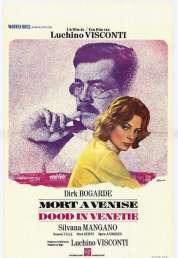 L'affiche du film Mort à Venise