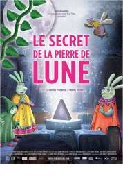 Affiche du film Le Secret de la pierre de lune