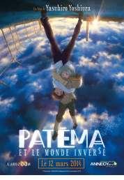 L'affiche du film Patema et le monde inversé