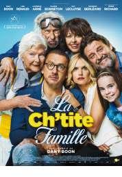 L'affiche du film La Ch'tite famille