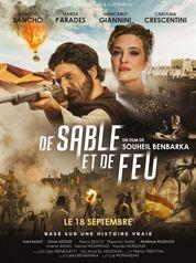 L'affiche du film De Sable Et De Feu