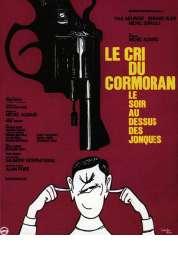 Affiche du film Le cri du cormoran, le soir, au dessus des joncs
