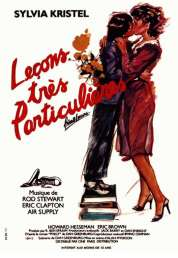 Affiche du film Lecons Tres Particulieres