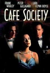 Affiche du film Cafe society
