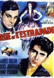 Affiche du film Rue de l'Estrapade
