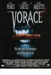 Affiche du film Vorace