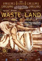 L'affiche du film Waste Land