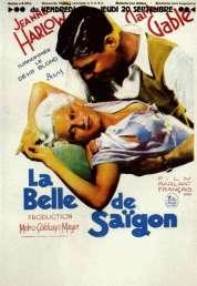 Affiche du film La belle de Saïgon