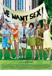 Affiche du film We Want Sex Equality