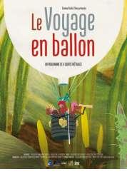 L'affiche du film Le Voyage en ballon