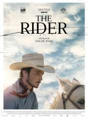 L'affiche du film The Rider