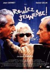 Affiche du film Roulez jeunesse
