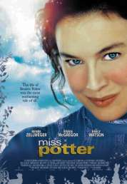 Affiche du film Miss Potter