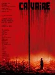 L'affiche du film Calvaire