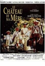 L'affiche du film Le château de ma mère