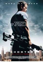 Affiche du film Shooter tireur d'élite