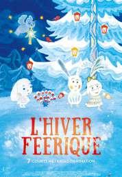 L'affiche du film L'Hiver féérique