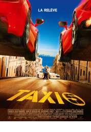 L'affiche du film Taxi 5