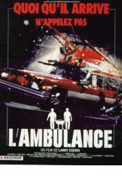 Affiche du film L'ambulance