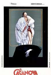 L'affiche du film Le Casanova de Fellini