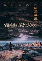 L'affiche du film Tigre et dragon