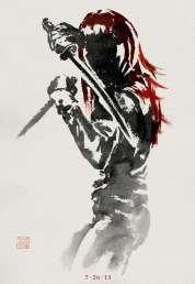 Affiche du film Wolverine : le combat de l'immortel