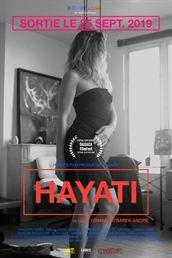 L'affiche du film Hayati