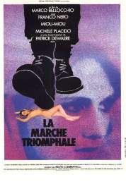 Affiche du film La marche triomphale