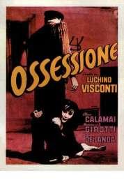 L'affiche du film Ossessione