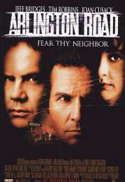 Affiche du film Arlington Road