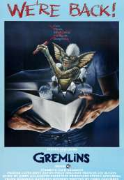 L'affiche du film Gremlins