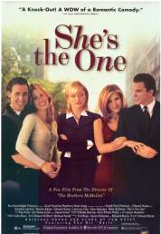 Affiche du film She's the one (Petits mensonges entre frères)