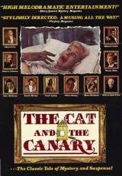 Affiche du film Le Chat et le Canari