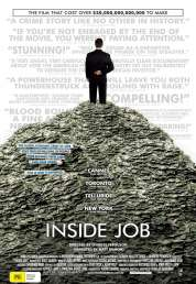 Affiche du film Inside Job