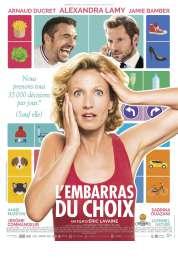 L'affiche du film L'Embarras du choix
