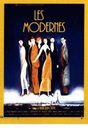 Affiche du film Les Modernes