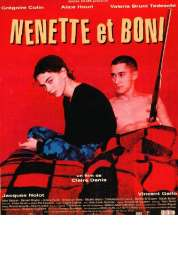 Affiche du film Nenette et Boni